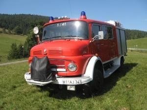 Löschgruppenfahrzeug 8s